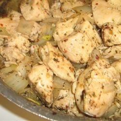 Chicken and Herbs in White Wine LILSIS9644