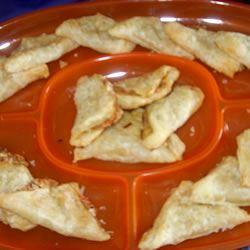 Feta Cheese Foldovers TSHERE