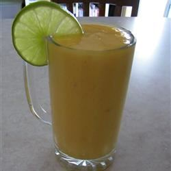 Mango Lime Smoothie Auntie D in MN