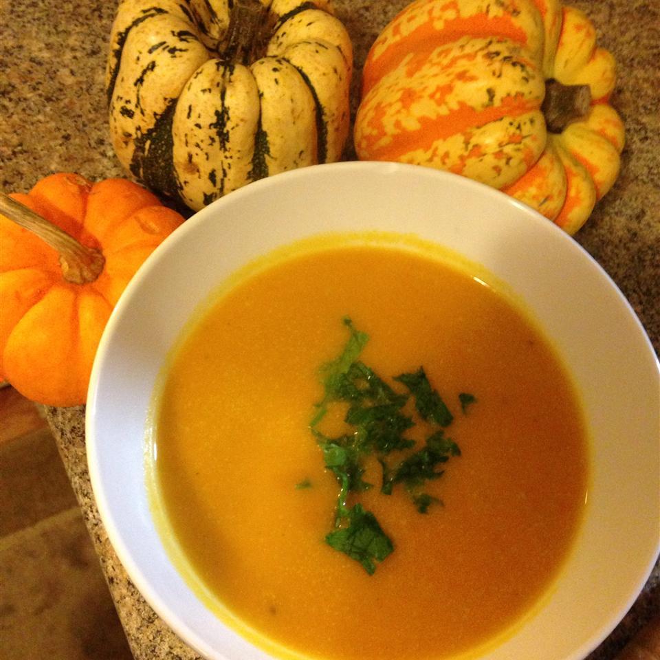 Pumpkin Soup Franci