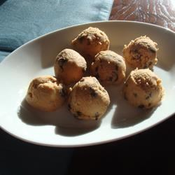 Whitney's Peanut Butter Cookie Balls House of Aqua
