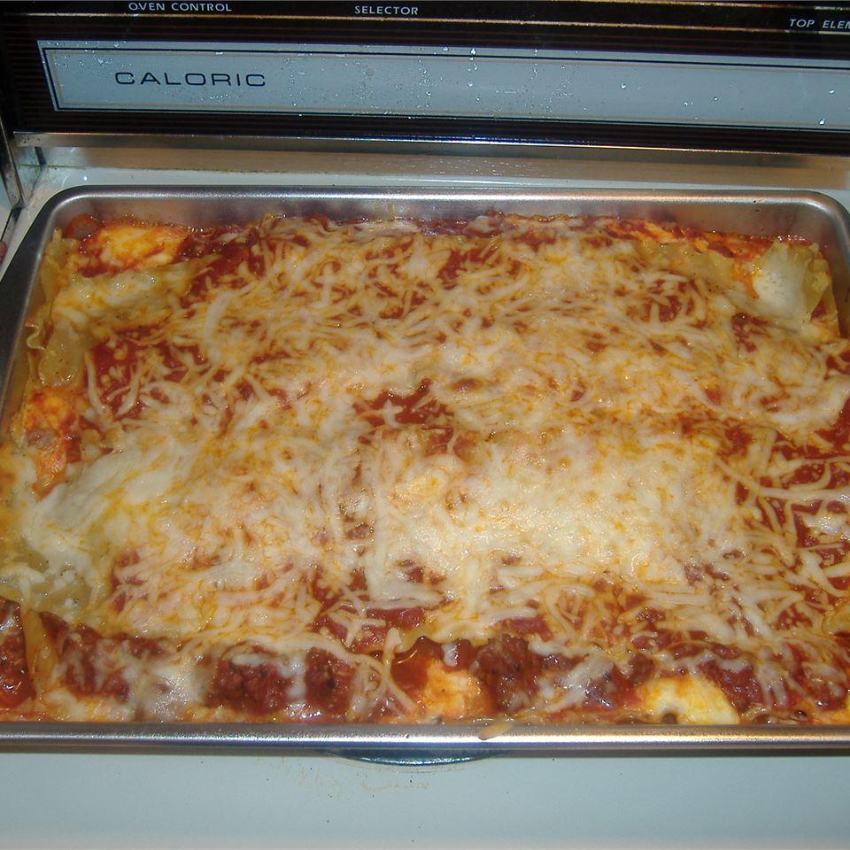 Restaurant Style Lasagna Robert Jones