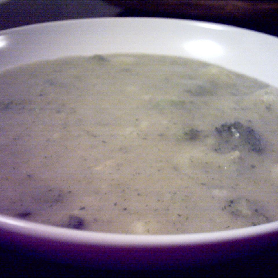 Best Ever Creamy Soup carnegie