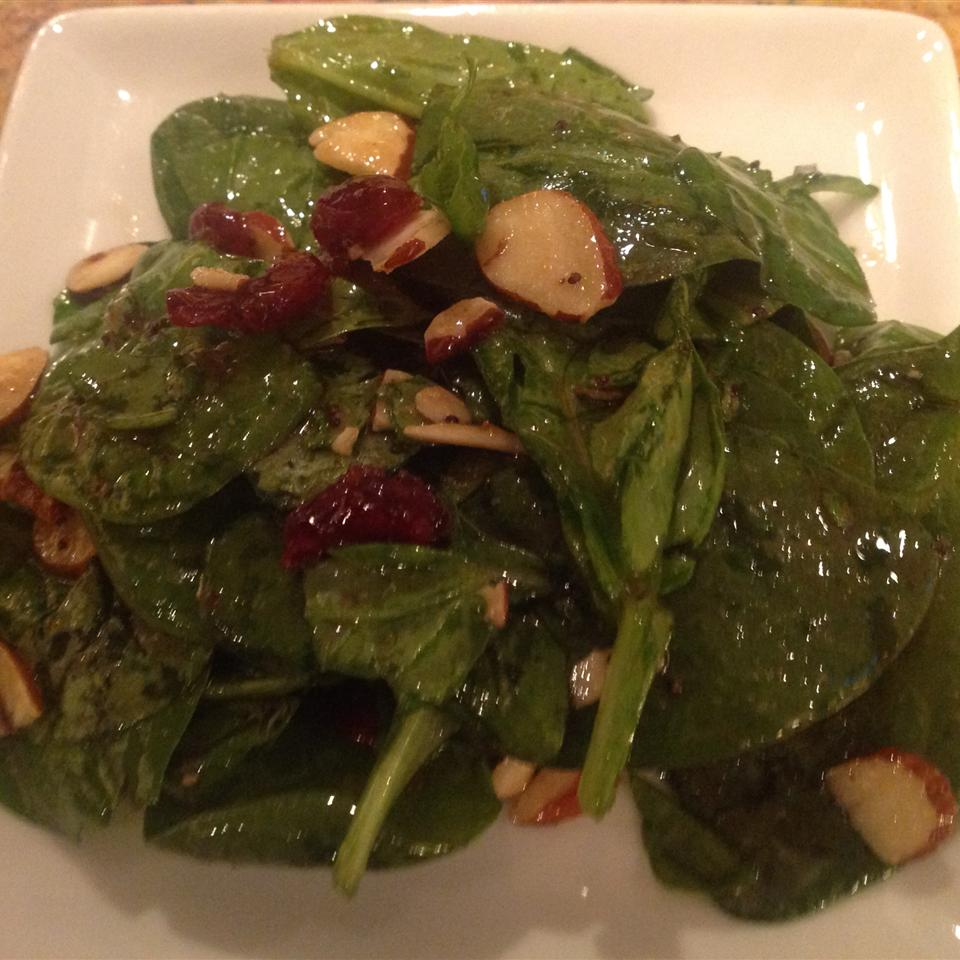 Berry Spinach Salad Terri Frank Ramseyer