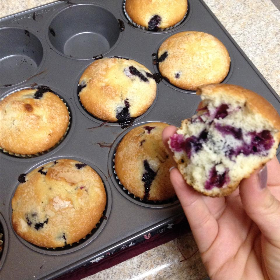 Best Lactose Free Blueberry Muffins liakm