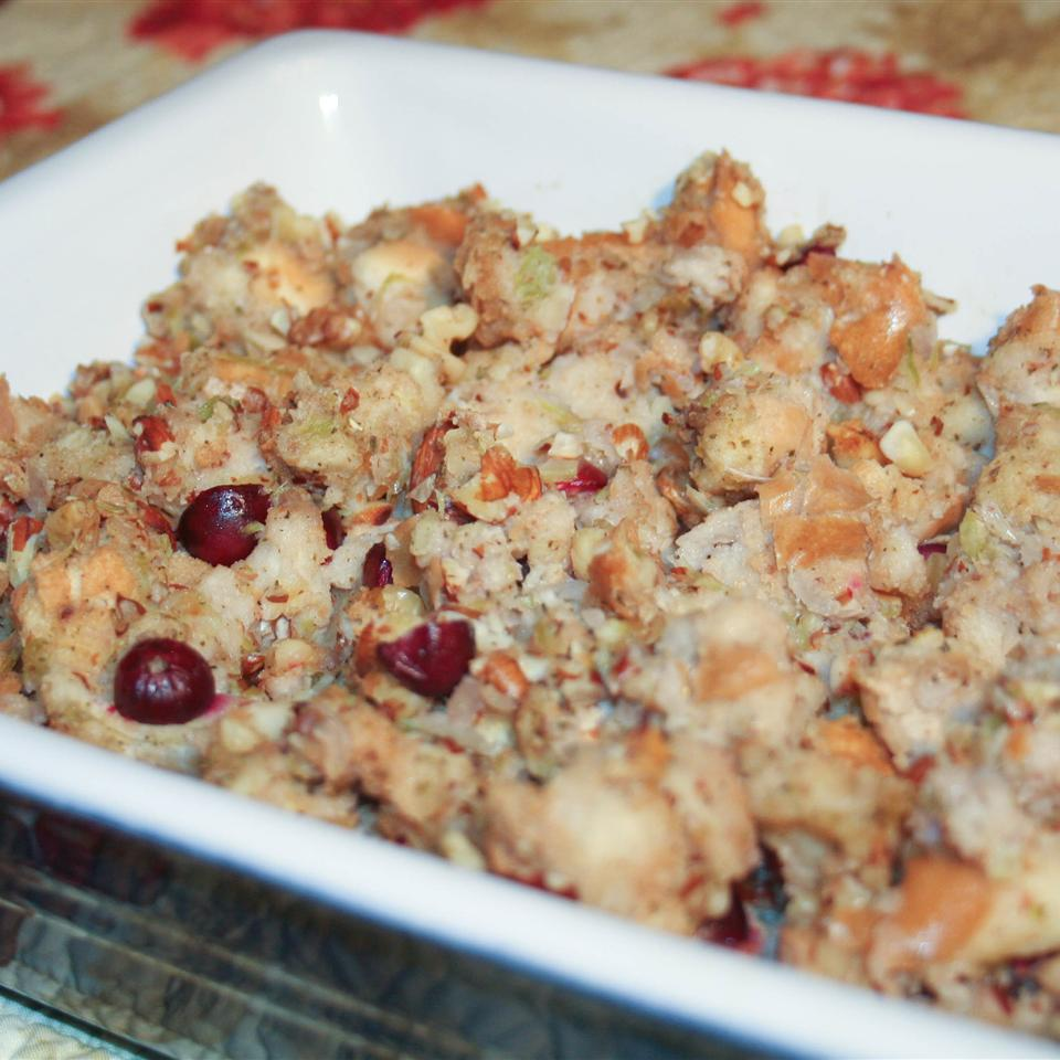 Cranberry Nut Stuffing rowan