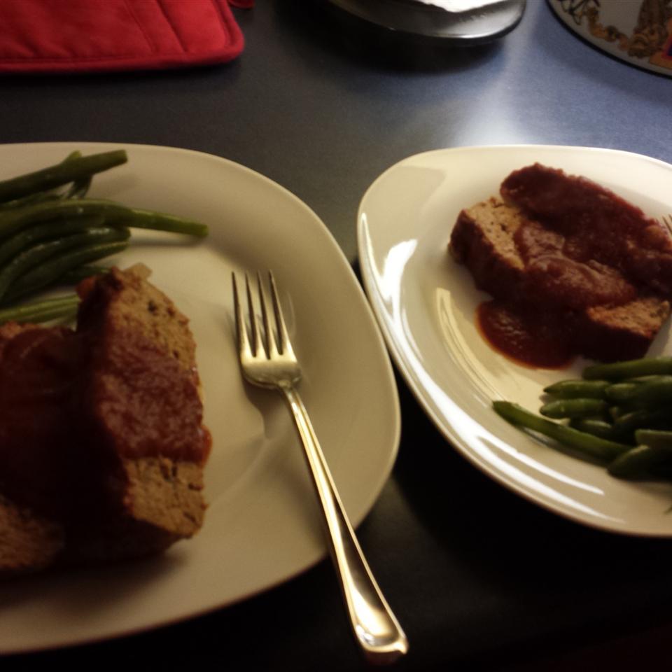 Italian Style Turkey Meatloaf Ann Hudnall
