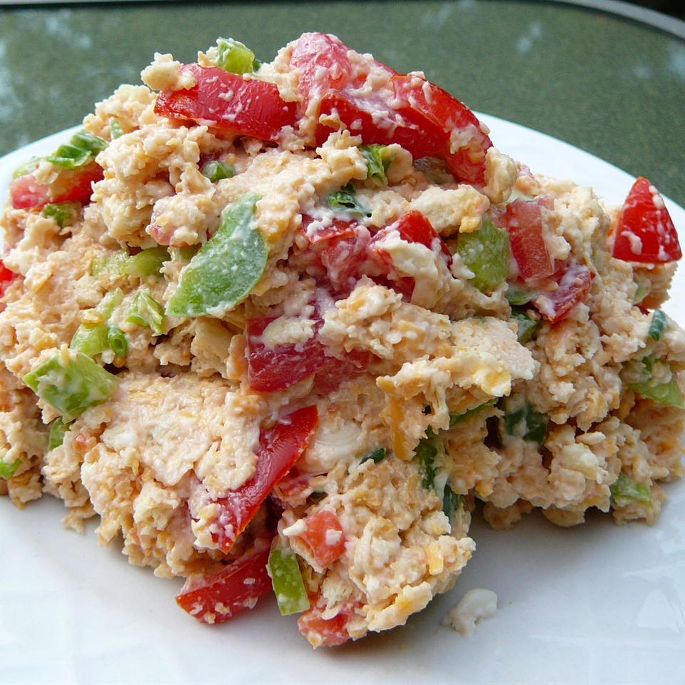 Cracker Salad Molly