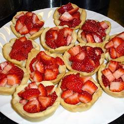 Cream Cheese Tart Shells vv