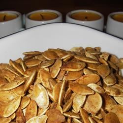 Spiced Pumpkin Seeds Storm