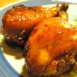 Korean BBQ Chicken Marinade Jenny