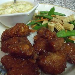 General Tsao's Chicken somethingdifferentagain?!