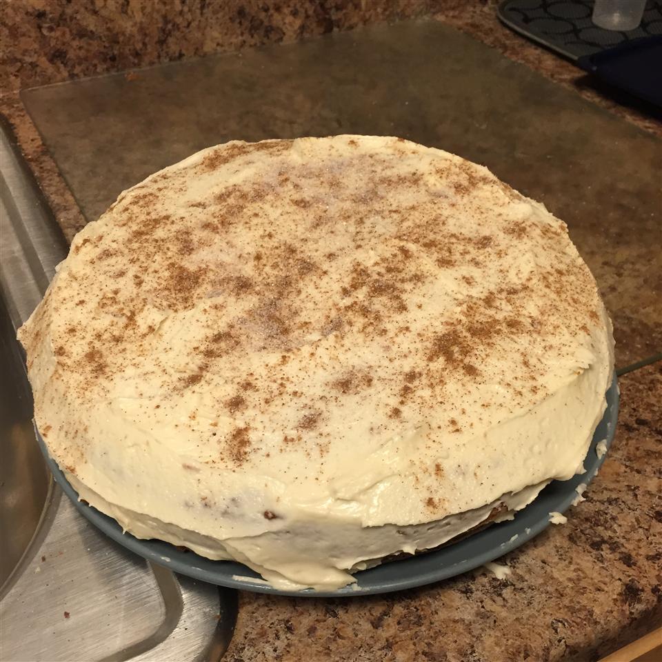 Snickerdoodle Cake Hank