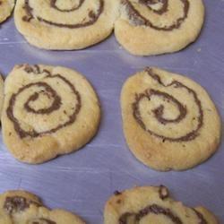 Pinwheel Cookies II BakingBot