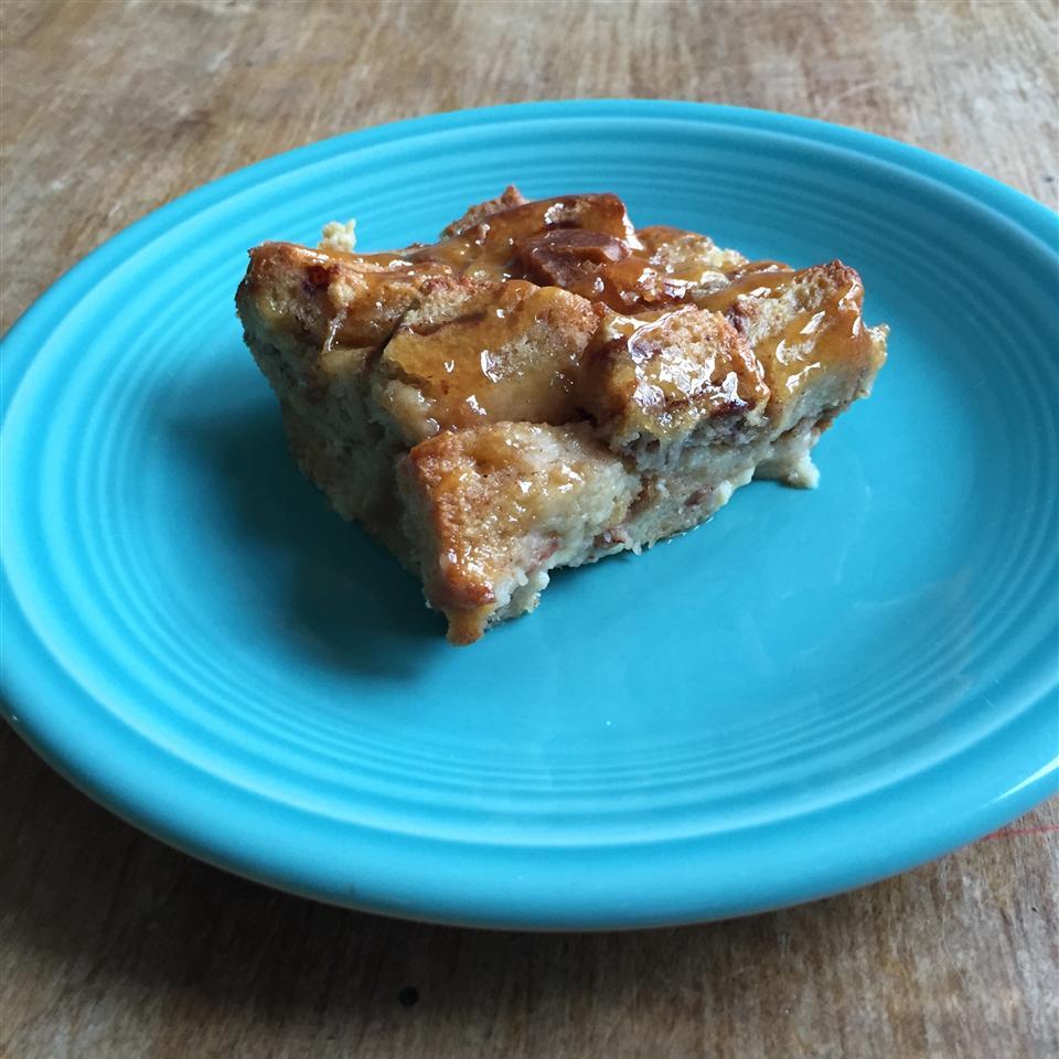 Maple Caramel Bread Pudding Angie Kovacs