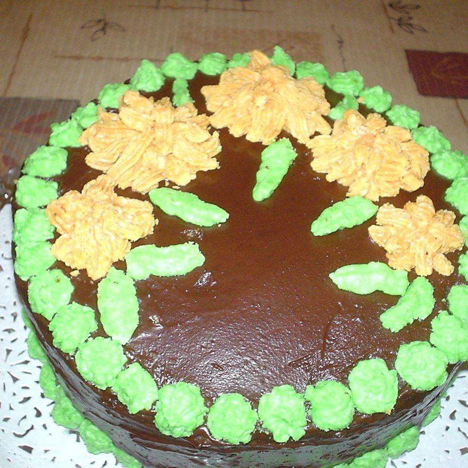 Our Favorite Chocolate Cake Jeannette Gartner