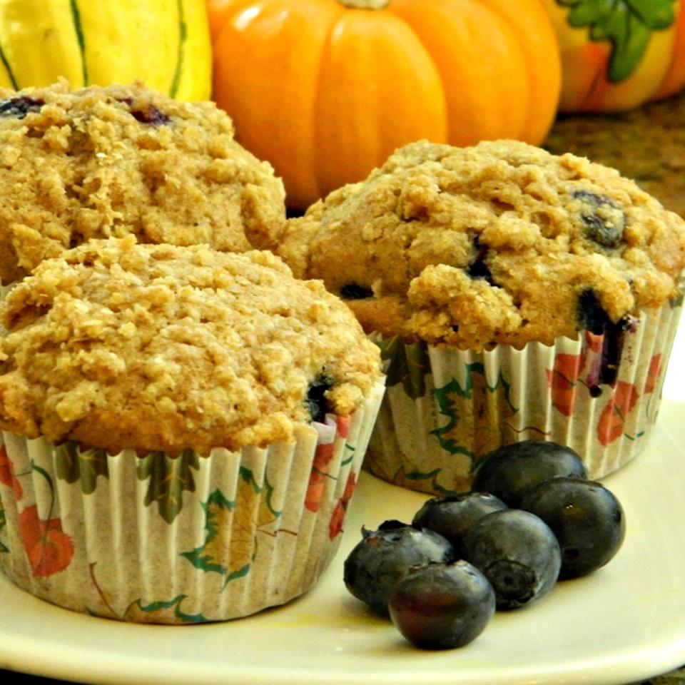 Blueberry Delight Muffins Marianne
