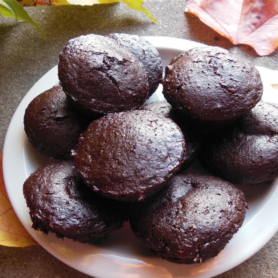 Yummy Vegan Brownie Cupcakes