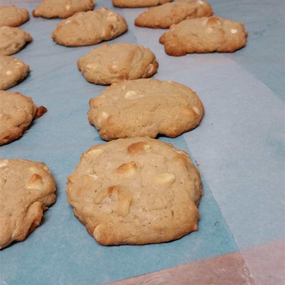 White Chocolate Macadamia Nut Cookies III Dessa Chambers
