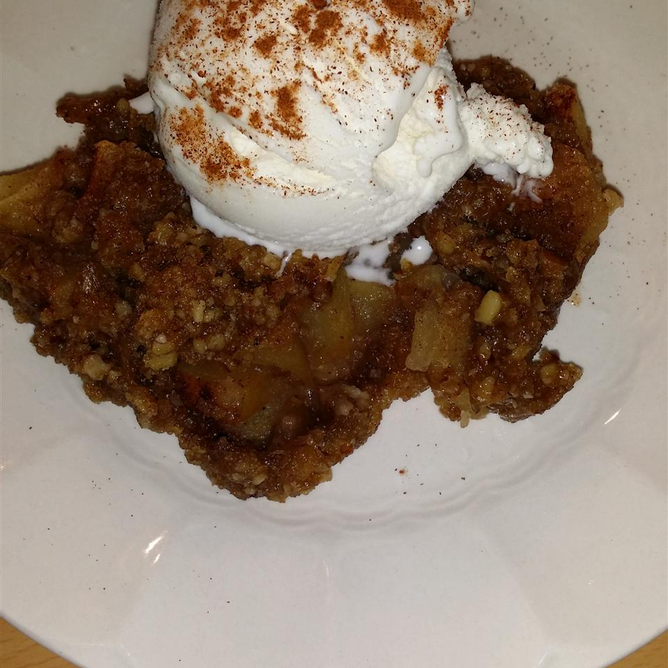 Apple Crisp Barbara Lanza