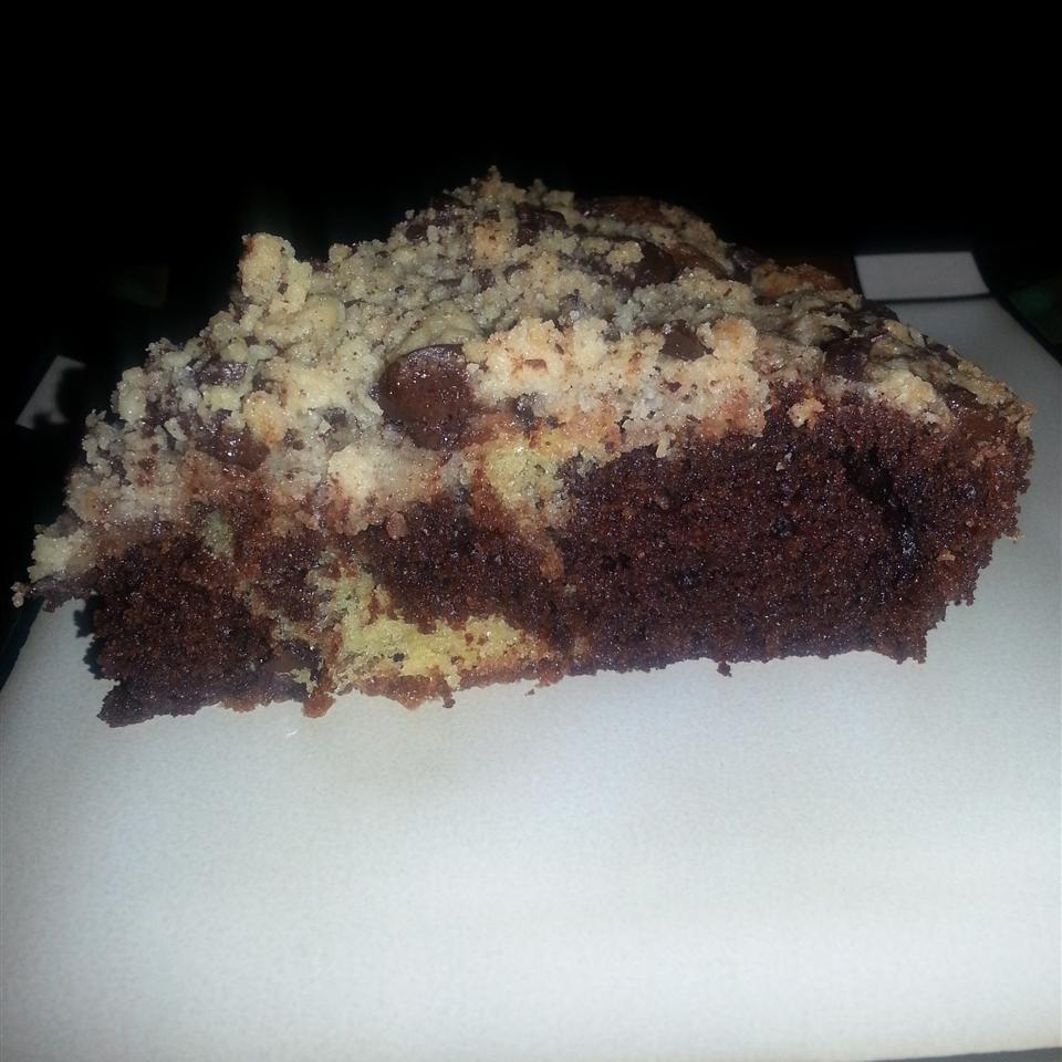 Marble Crumb Cake Queen Gigy
