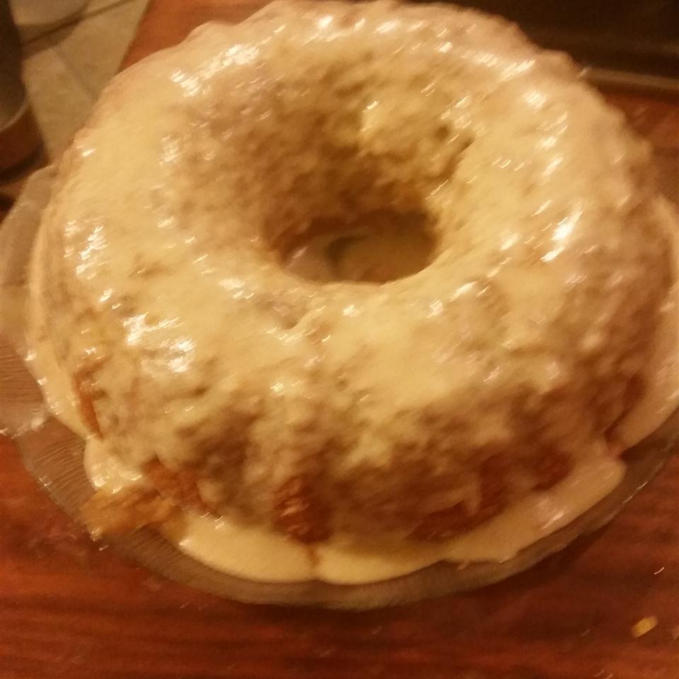 Easiest Applesauce Cake Russell Black
