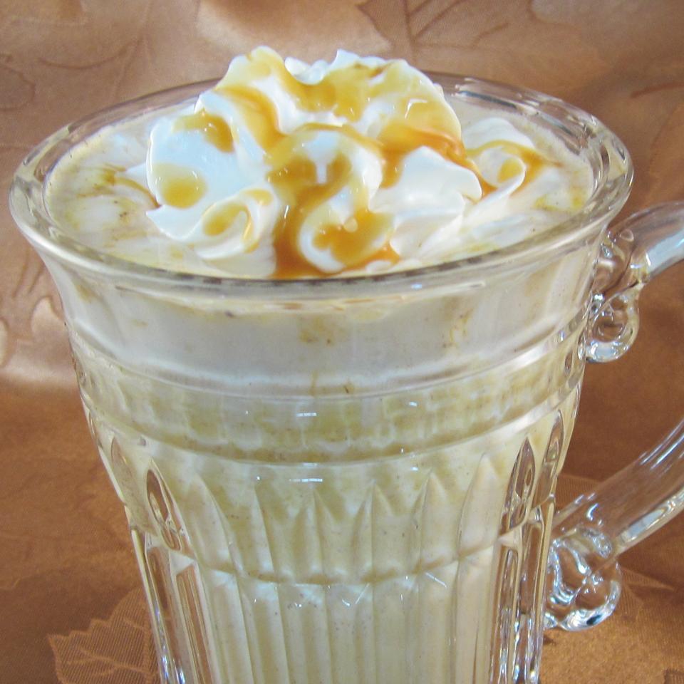 Famous No Coffee Pumpkin Latte Deb C