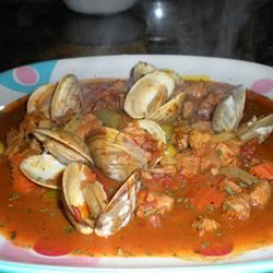 Portuguese Pork and Clams busymom