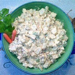 Southern Potato Salad toni darling
