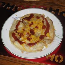 Mission Mexican Pizza Manda