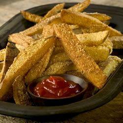 Crispy Coated Cajun Fries Trusted Brands