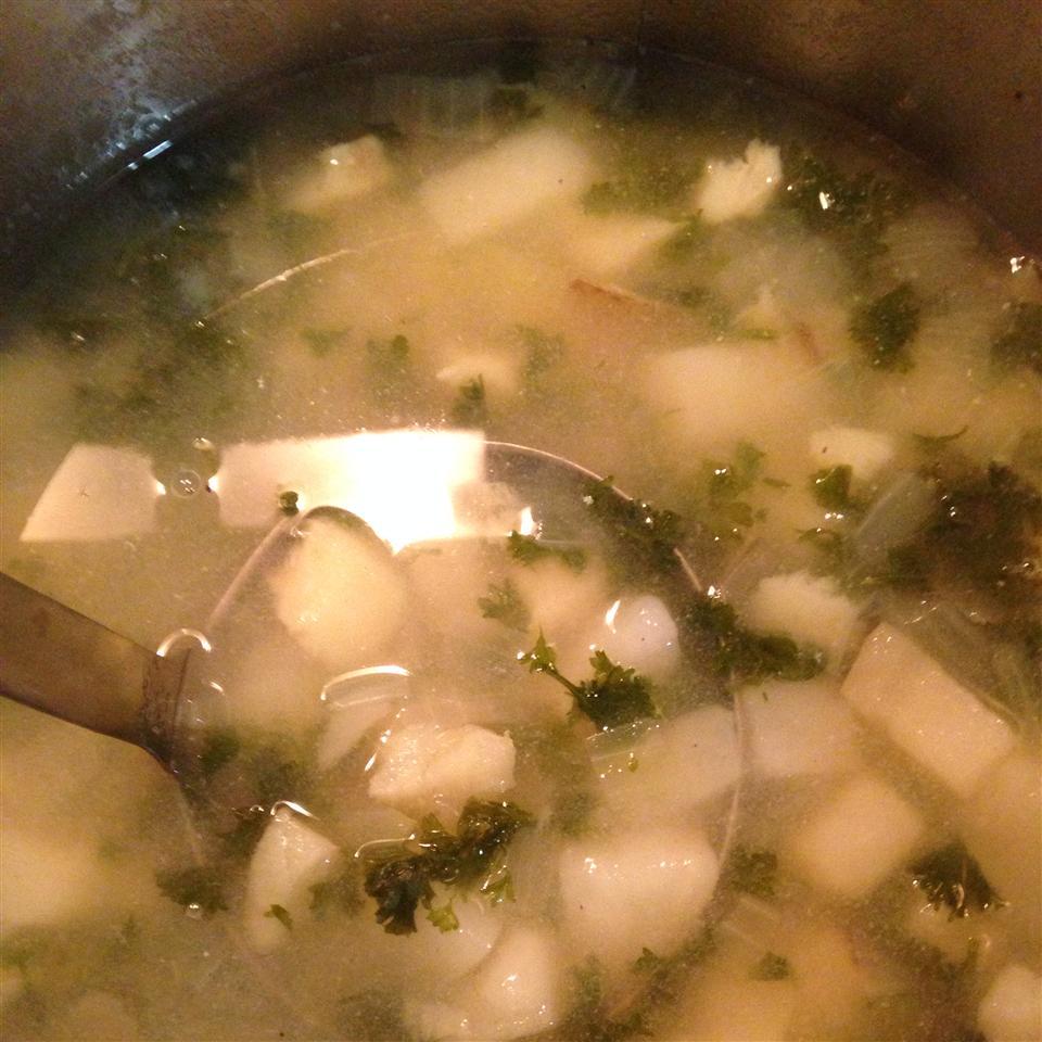 Ukha (Russian Fish Soup) Karen R