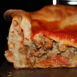 Chicago Style Stuffed Pizza user