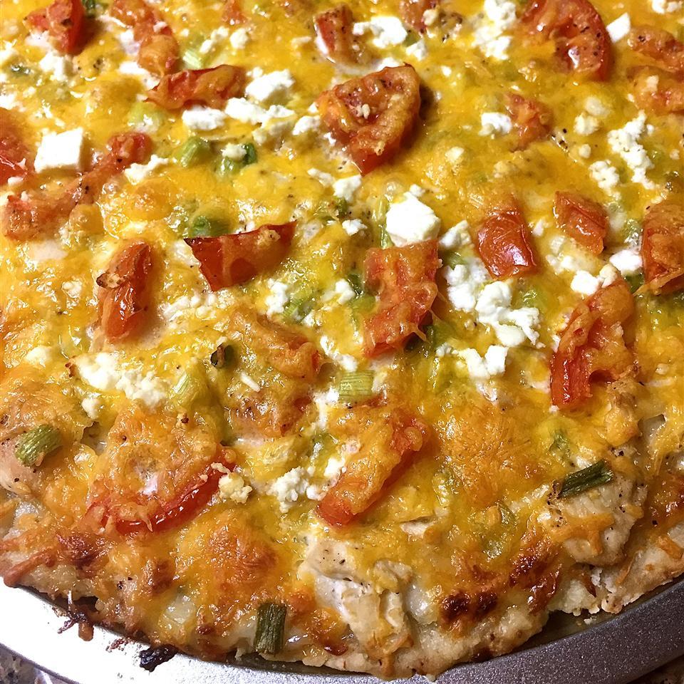 Gourmet Chicken Pizza kassbee