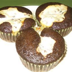 Black Bottom Cupcakes II