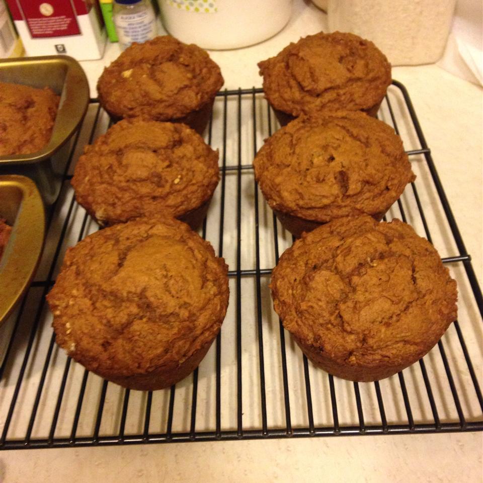 Spiced Pumpkin Bread r8r66