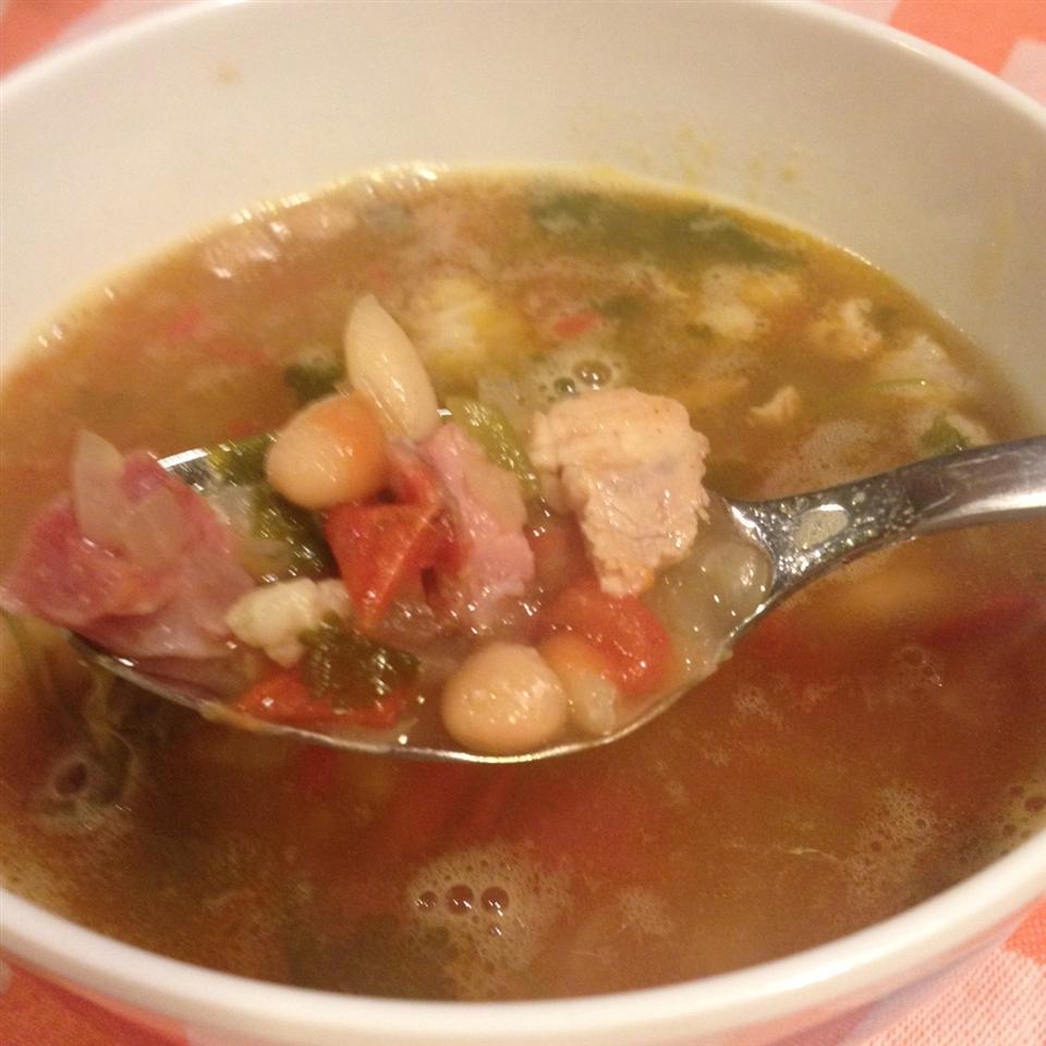 Mexican Drunken Beans gem