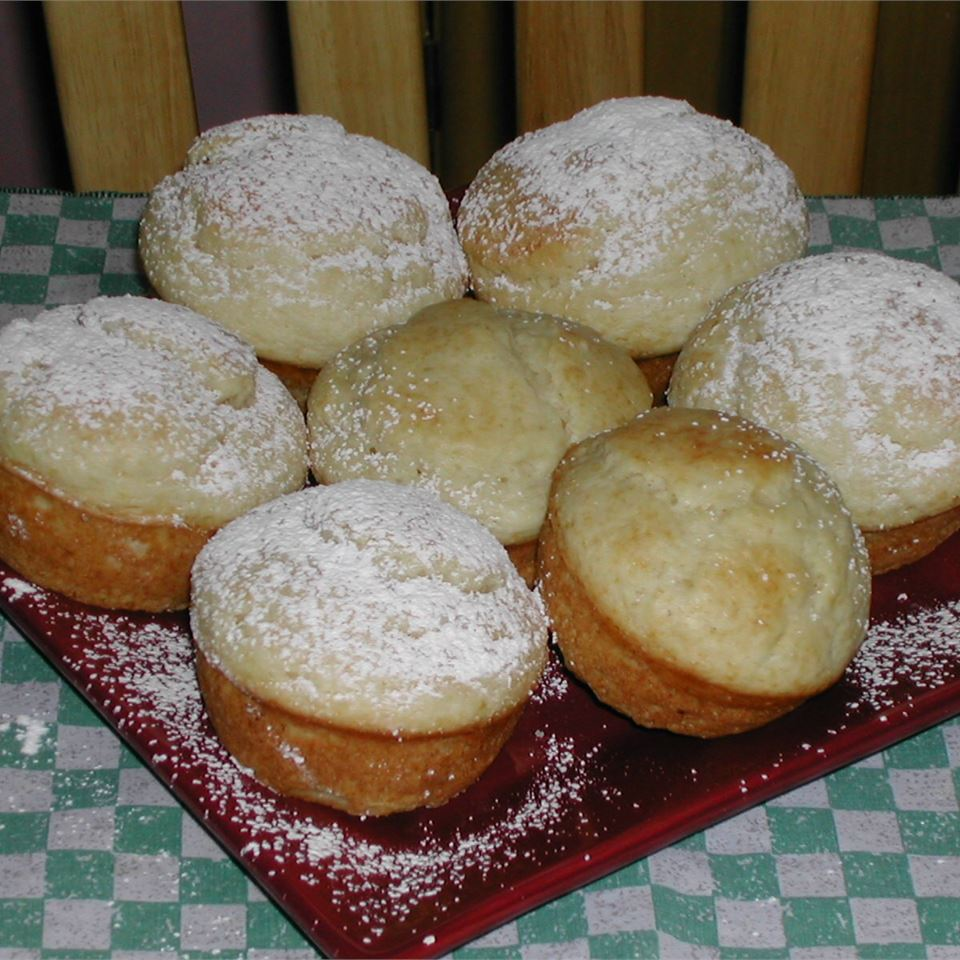 Brunch Cream Cheese Muffins sunflowereyesmom