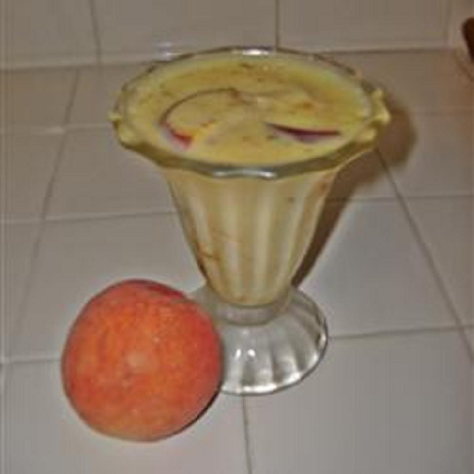 Peaches and Cream Pudding Karissa