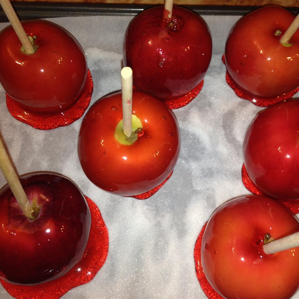 Candied Apples II Fudge Fanatic