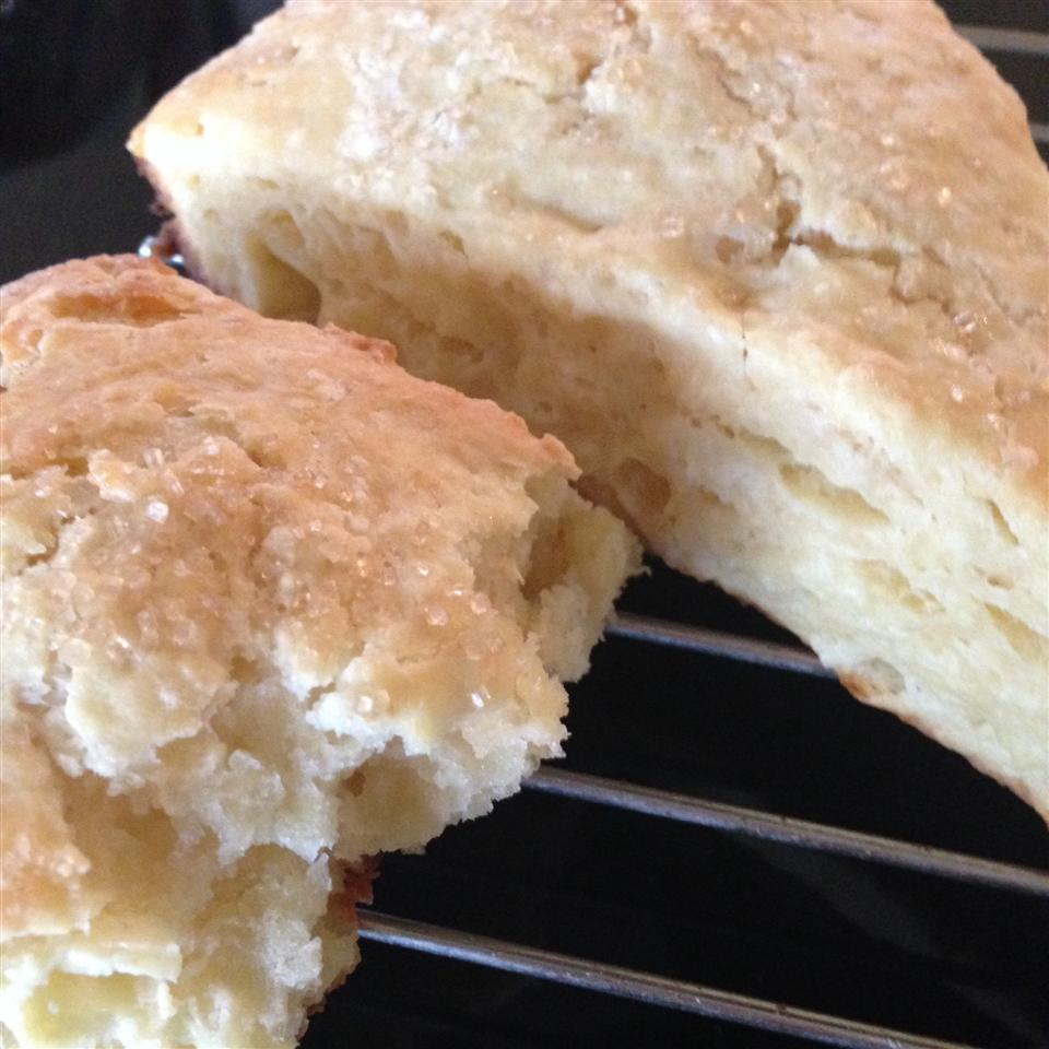 """""""Light as a Feather"""" Scones"""