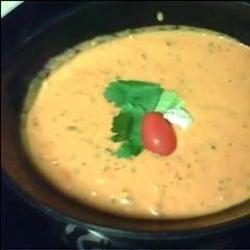 Tomato Gorgonzola Soup Carissa Vanco Bywaters