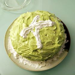 Green Tea Layer Cake RHIRHI