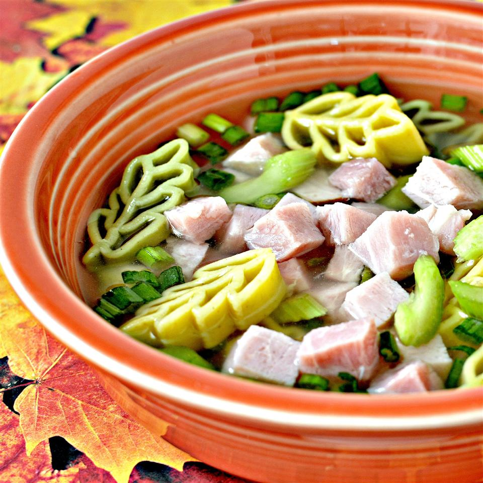Leftover Ham And Noodles Delores Roberts