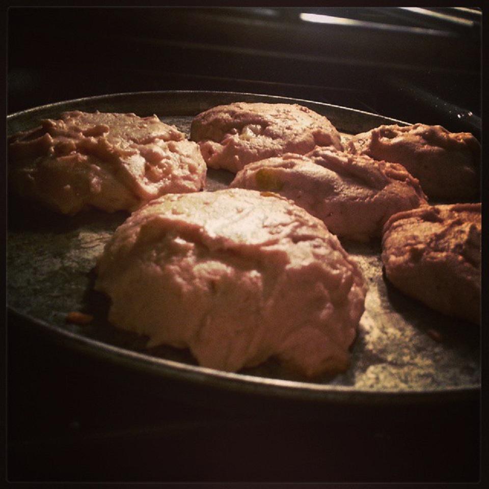 Spicy Pear Cookies mystinkypete