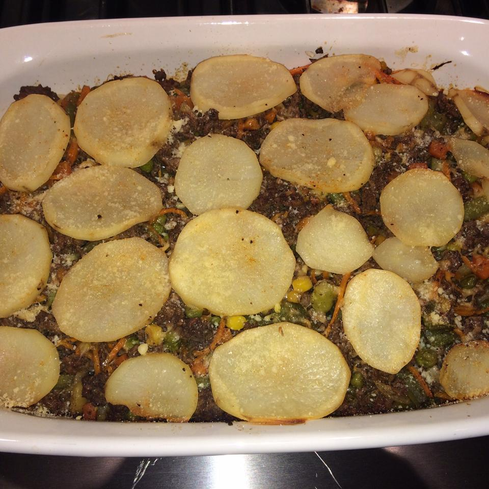 Serbian Ground Beef, Veggie, and Potato Bake molina411