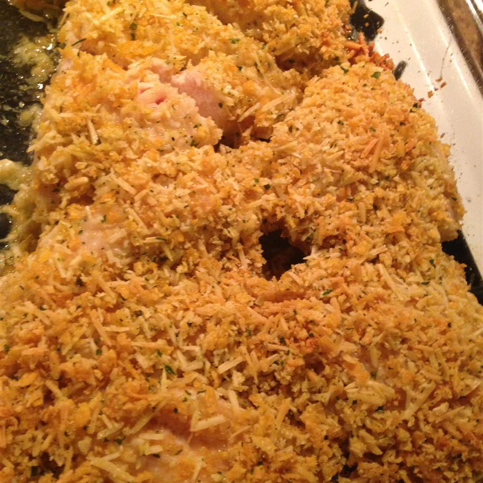 Breaded Parmesan Ranch Chicken Jazmyn Wickkiser