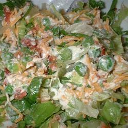 Layered Salad Ami Davey
