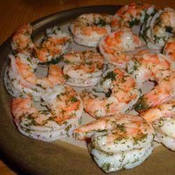 Dilled Shrimp (Rejer) Shannon Hewett