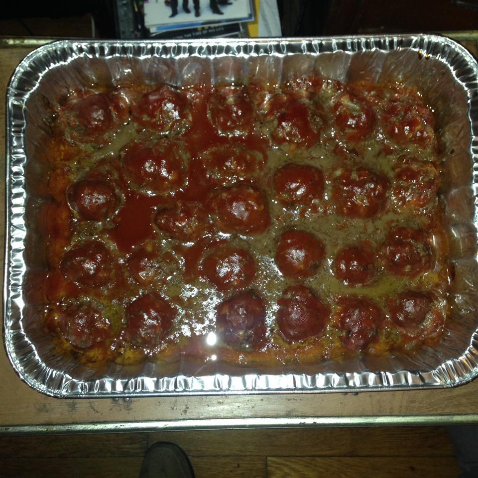 Hazel's Meatballs